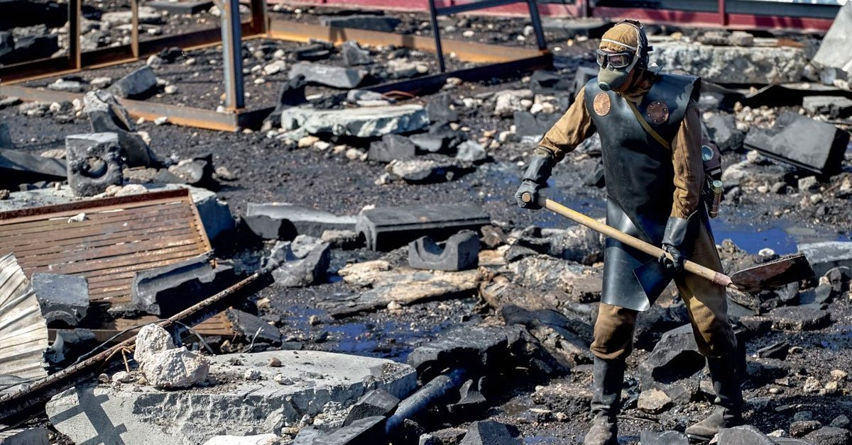 Chernobyl La serie - Commento alla quarta puntata