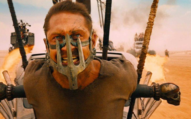 Mad Max Fury Road Tom Hardy - Film post apocalittici