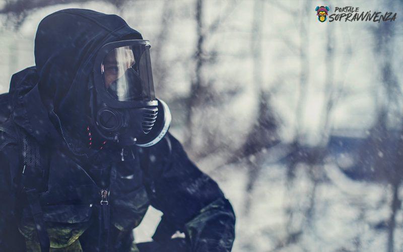 Mira Safety CM 6M - Recensione maschere antigas CBRN
