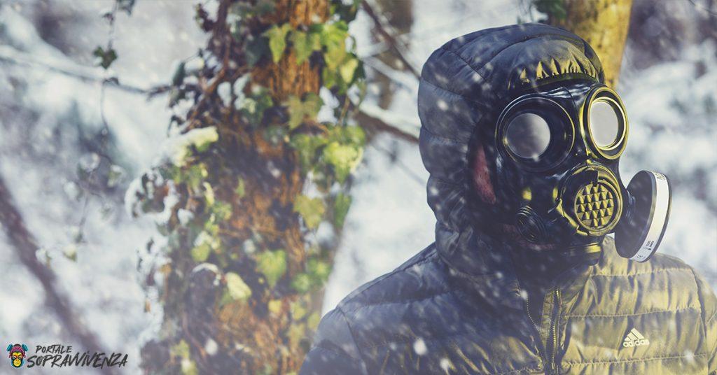 Recensione maschera antigas CBRN Mira Safety CM 7M