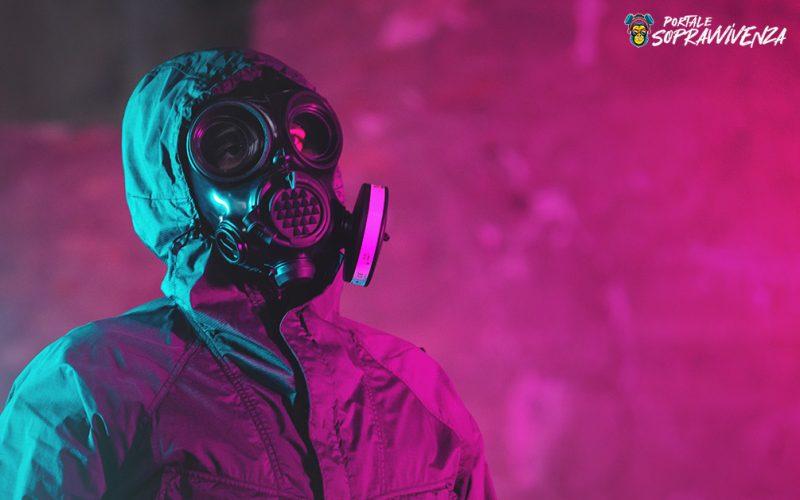 Mira Safety CM 7M - Recensione maschere antigas CBRN