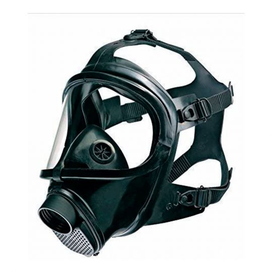 Maschera a pieno facciale Dräger CDR 4500