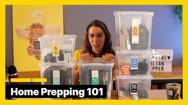 Home prepping sistema di riconosci rapido